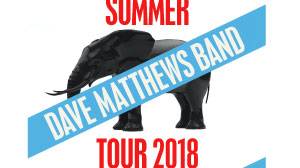 The Dave Matthews Band Comes to South Lake Tahoe Sept 7, 2018!