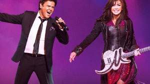 Donny and Marie Perform in South Lake Tahoe August 24, 2018