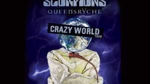 Scorpions and Queensryche Perform at the Harvey's Outdoor Arena August 31, 2018.