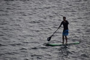 Al Tahoe- Stand Up Paddle